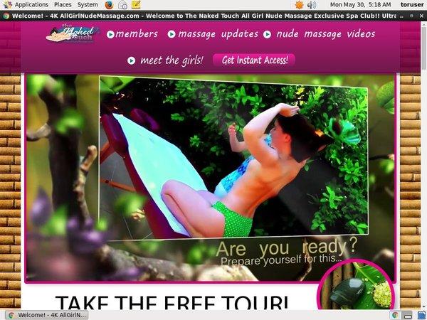 Allgirlnudemassage.com With ECheck