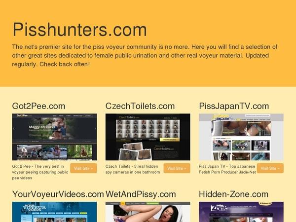 Ctk.pisshunters.com Clips4sale