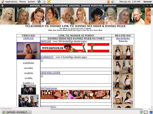Danish Strippers Online