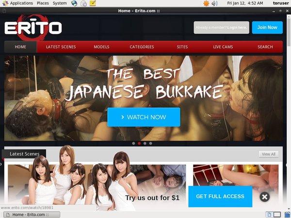 Erito.com Discount Link