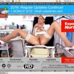 Exposed Nurses With Discover Card