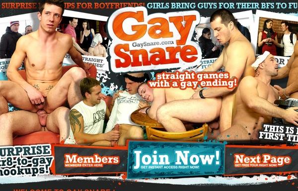 Gaysnare.com 支払い