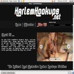 Harlem Hookups Membership Account