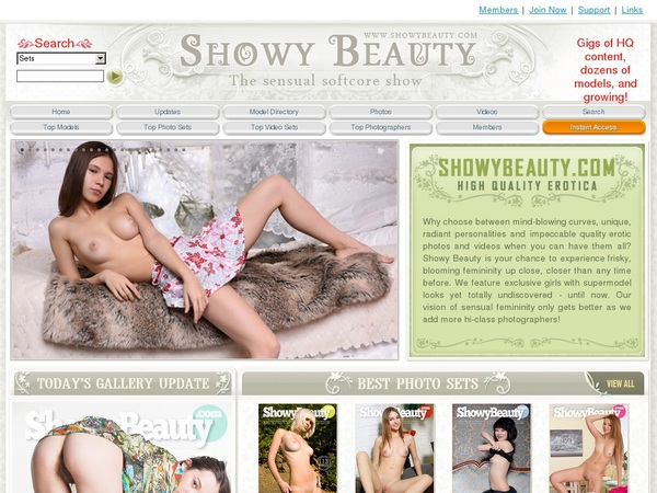 Showybeauty Scenes