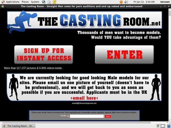 Thecastingroom Reluctant