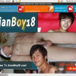 Asian Boy 18 With IBAN