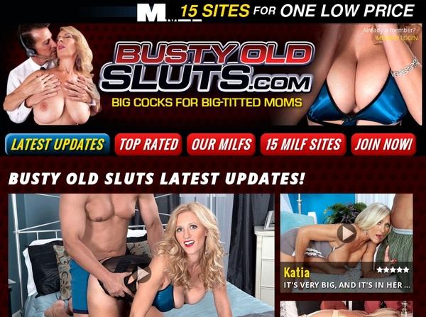 Busty Old Sluts Credits