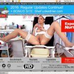 Exposed Nurses Gallaries