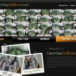 Free Accounts Czech Gay Solarium