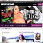 Money Talks Order Page