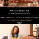 Bondage Tied Password Share