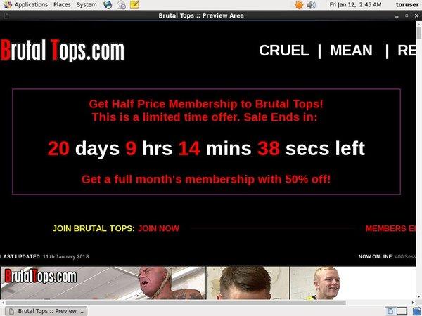 Brutal Tops Co