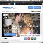 Pornfidelity.com New Account
