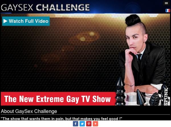 Gay Sex Challenge Newest