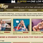 MILF Tugs Sing Up