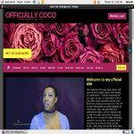 Officiallycoco.com Instant Access