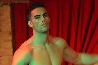 Stock Bar male dancers 992852