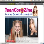 Teencorezine Signup Form