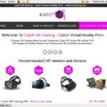 Xxx Czech VR Casting