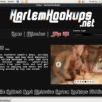 Harlem Hookups Logins