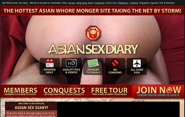 Asiansexdiary Mail Order