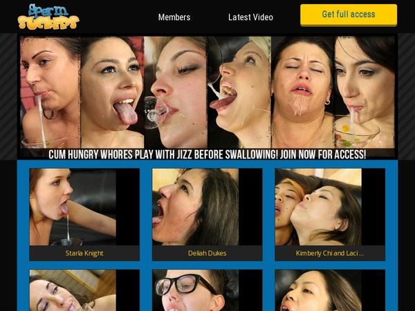 Free Sperm Suckers Porn