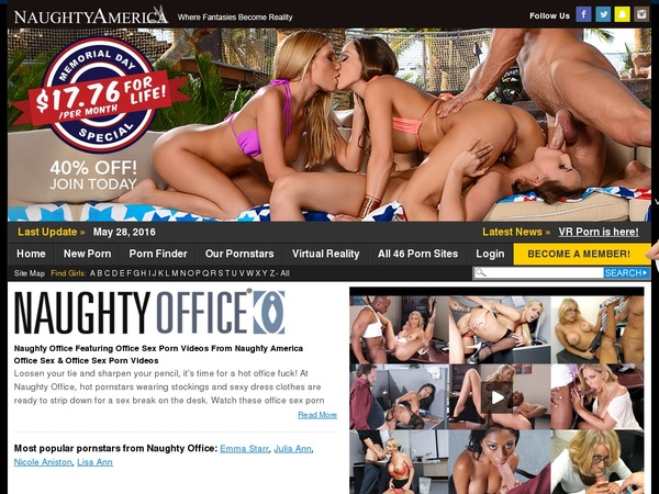 Naughty Office Free Member