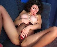 Pantyhosecastings pantyhose lesbians