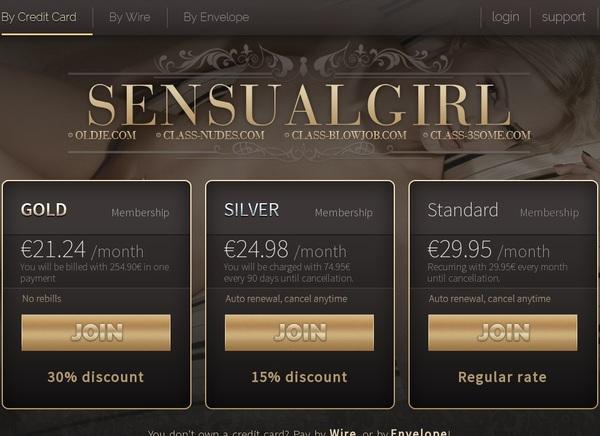 Access To Sensual Girl
