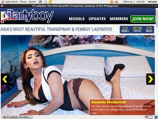 Pi Ladyboy Without Joining