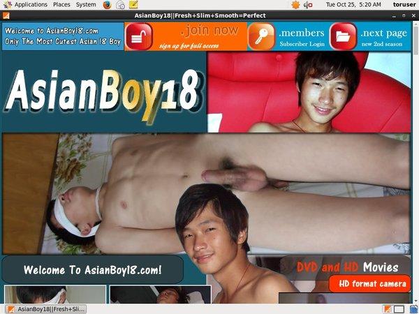 Asian Boy 18 Xxx