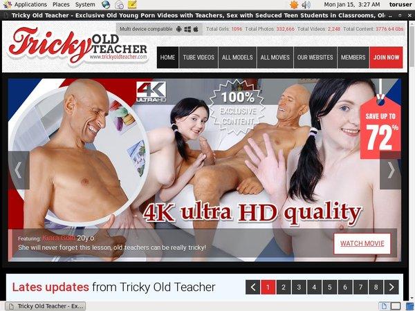Trickyoldteacher Free Access