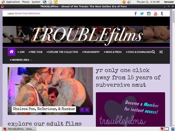 Troublefilms 帐号