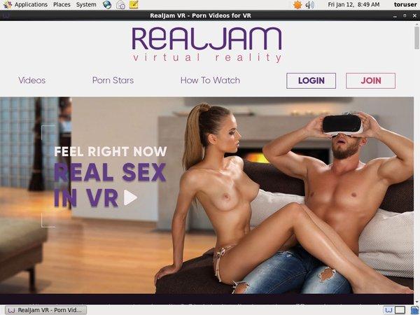 Free Login Real Jam VR