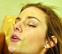 Nasty Little Facials blowjob