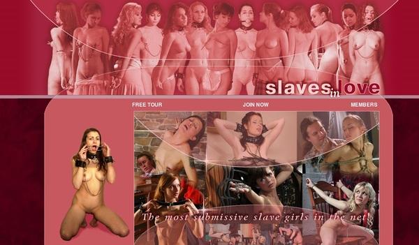 Slavesinlove Free Membership