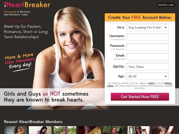 Iheartbreaker.com One Year