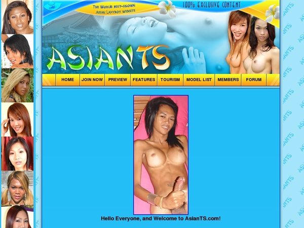 Asian TS Porn Site
