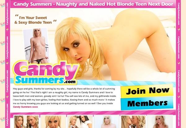 Candysummers.com List