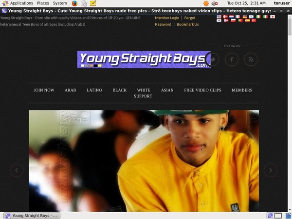 Youngstraightboys Checkout